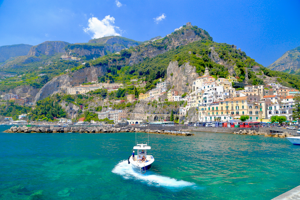 travel tips for europe - amalfi coast