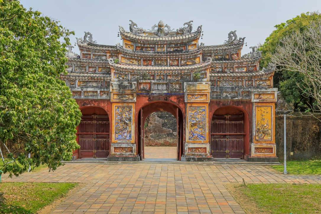 the imperial city and terra cotta warriors